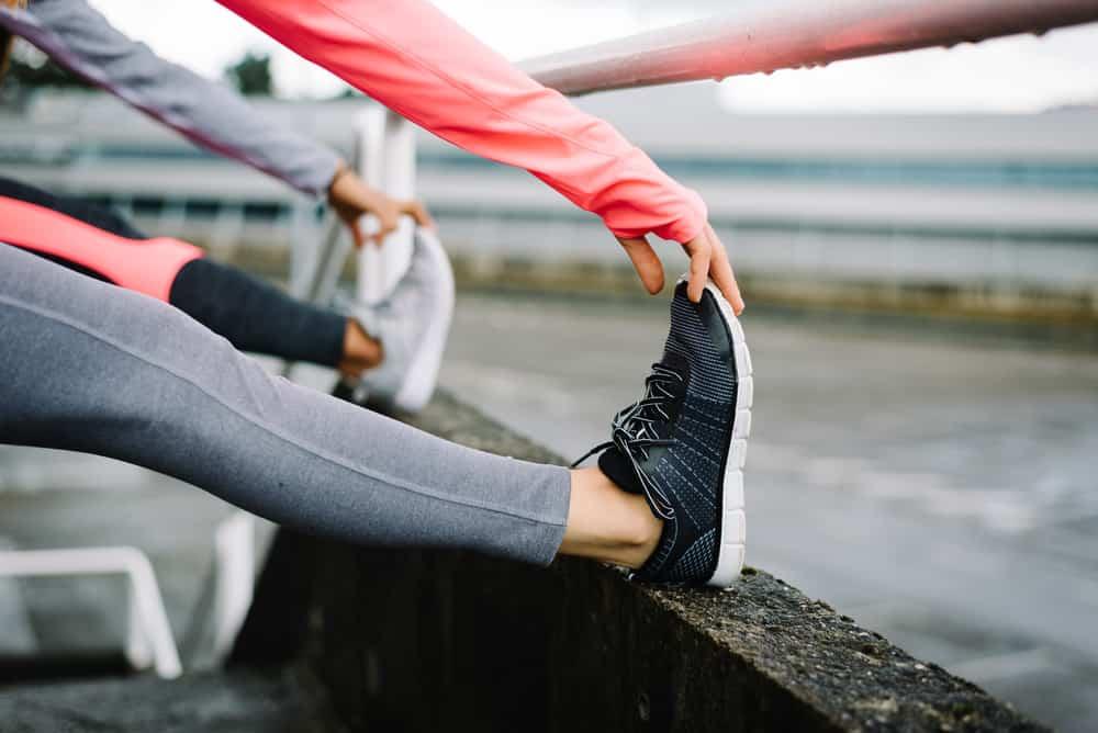 מתיכות לאחר אימון כושר גופני