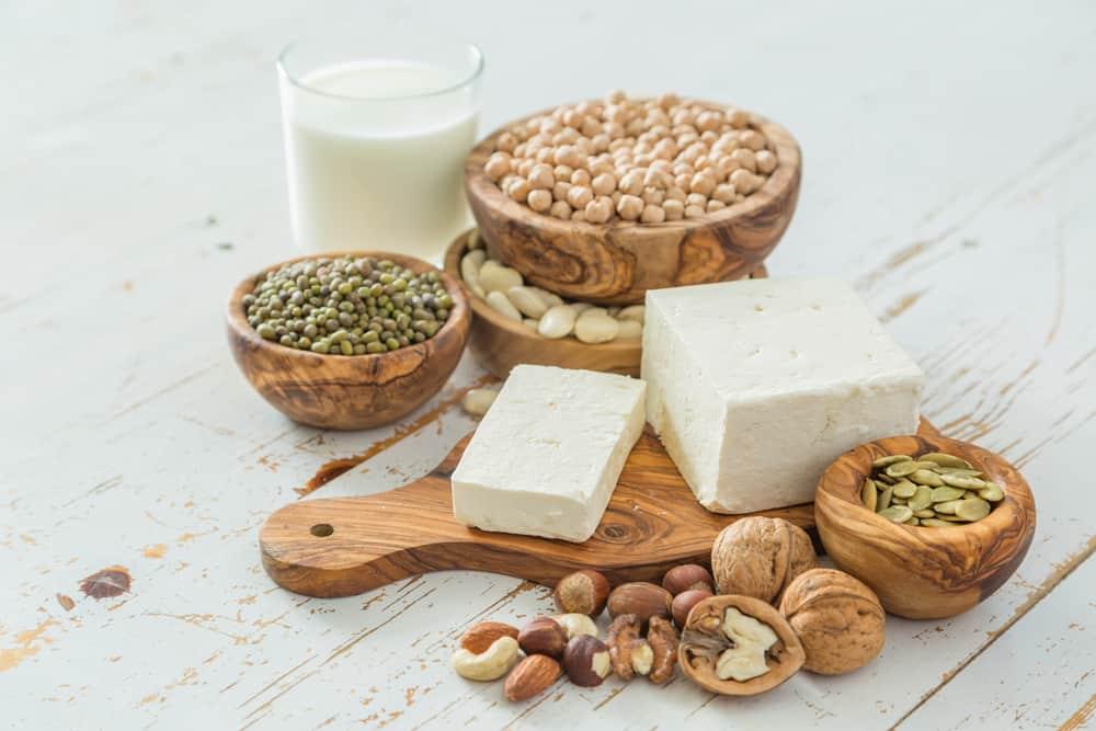 חלבונים מן הצומח