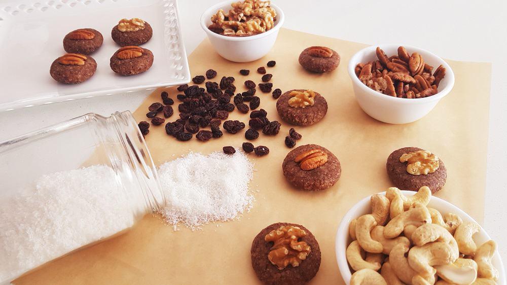 עוגיות כשרות לפסח ללא אפייה