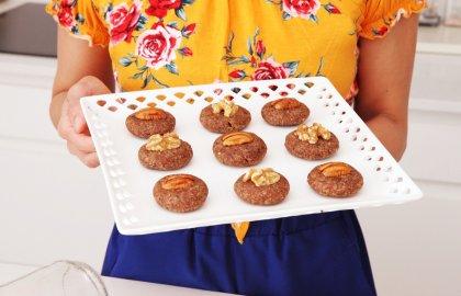 עוגיות קינמון ללא אפייה