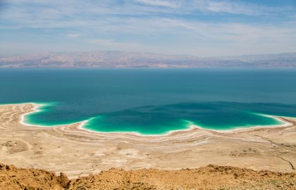 היכן נמצא הבוץ האמיתי של ים המלח?