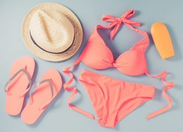 עשרה דברים שחייבים לקחת לים