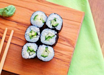 חמישה דברים שלא ידעתם על סושי