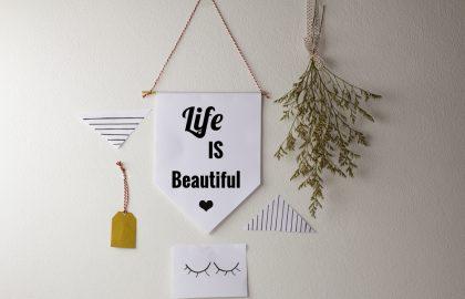 10 דרכים לחיות חיים אופטימיים